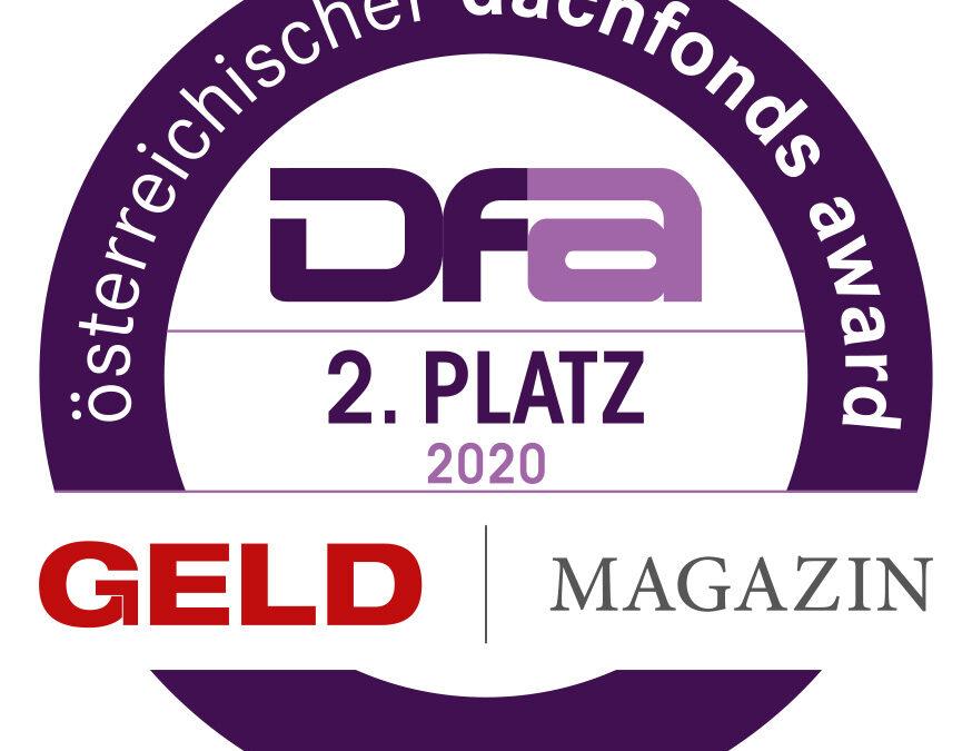 Dachfonds Award